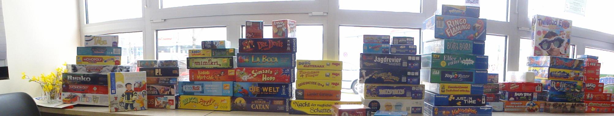 Spiele beim Symposium 2013